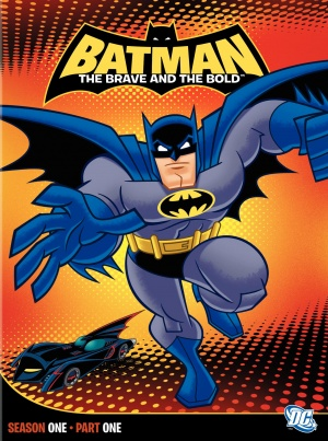 Batman: The Brave and the Bold 1648x2215
