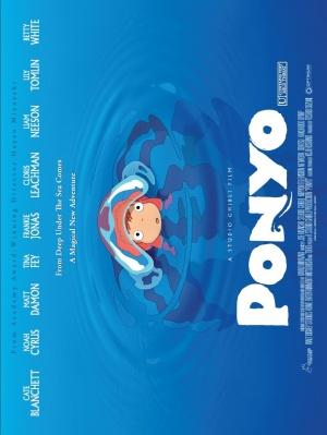 Ponyo en el acantilado 934x1243