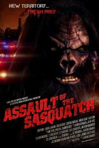Sasquatch Assault poster