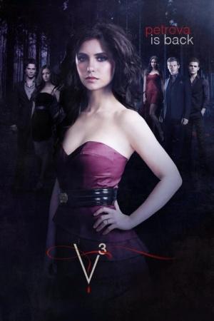 The Vampire Diaries 467x700