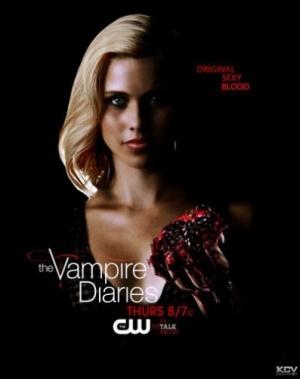 The Vampire Diaries 397x501