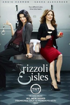 Rizzoli & Isles 496x737