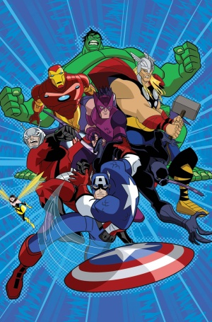 The Avengers: Earth's Mightiest Heroes 1920x2915