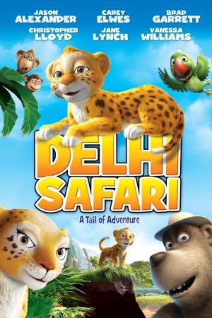 Delhi Safari 2800x4200