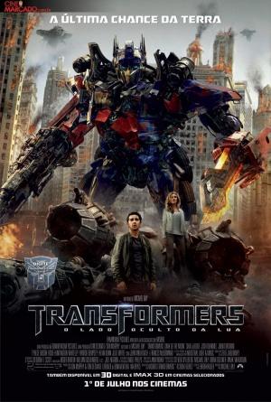 Transformers 3: Die dunkle Seite des Mondes 800x1187