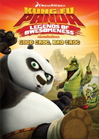 Kung Fu Panda: Legends of Awesomeness poster