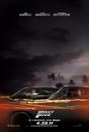 Wild Speed: Mega Max poster
