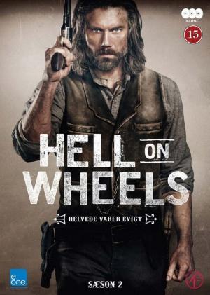 Hell on Wheels 570x800