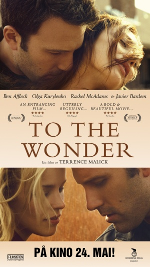 To the Wonder 1080x1920