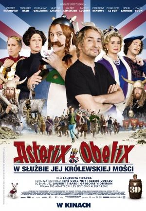 Asterix & Obelix - Im Auftrag Ihrer Majestät 2397x3456