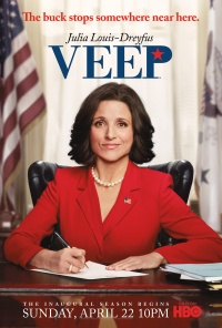 Veep - Vicepresidente Incompetente poster