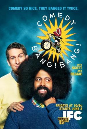 Comedy Bang! Bang! 2000x2963