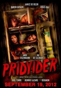 The Fridge poster