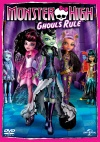 Monster High: Ghoul's Rule! Cover
