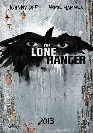 The Lone Ranger 770x1100