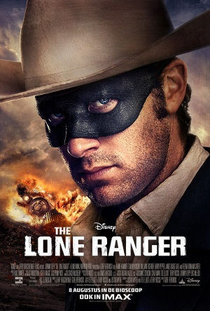 The Lone Ranger 3385x5000