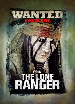 The Lone Ranger 3586x5000
