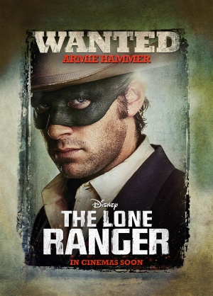 The Lone Ranger 3587x5000
