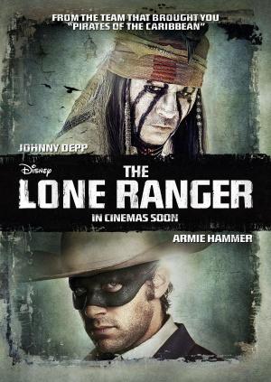 The Lone Ranger 3550x5000