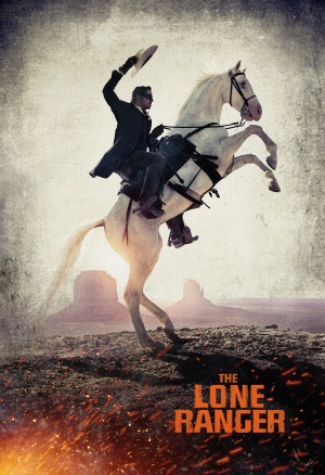 The Lone Ranger 3422x5000