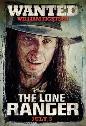 The Lone Ranger 3432x5000