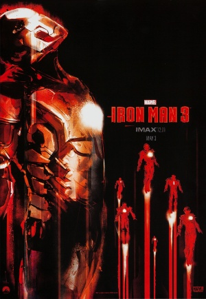 Iron Man Three 2075x3000