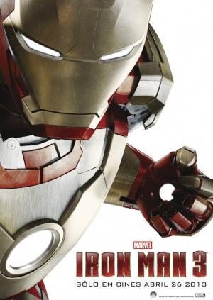 Iron Man Three 1239x1748