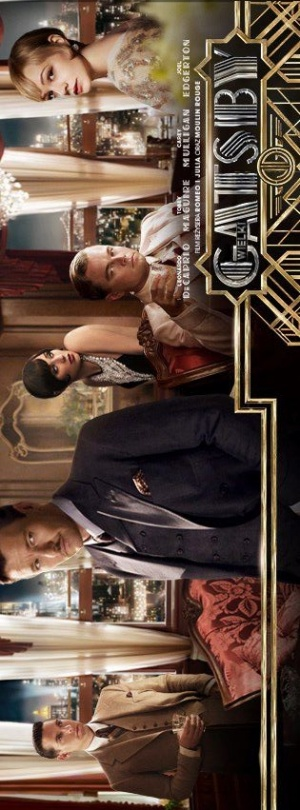 The Great Gatsby 315x851