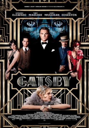 The Great Gatsby 1500x2157
