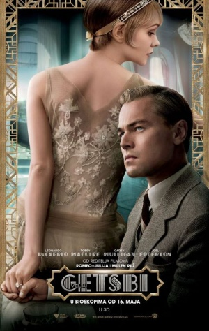 The Great Gatsby 480x759