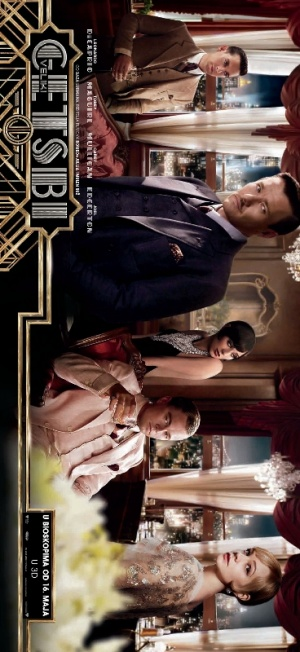 The Great Gatsby 368x800