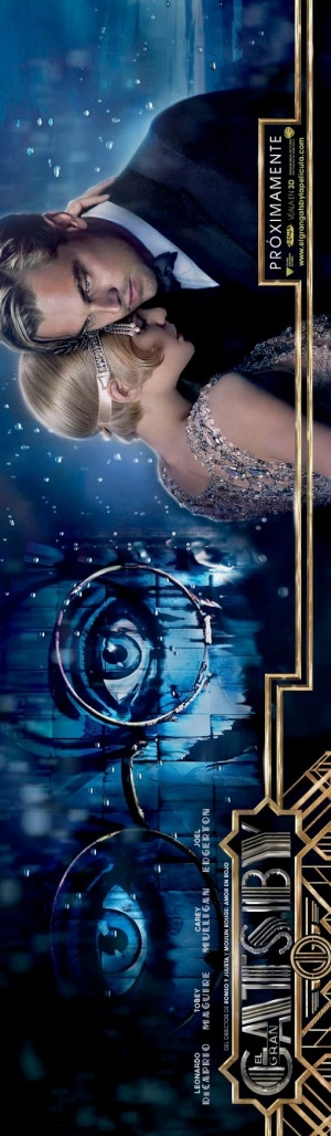 The Great Gatsby 510x1747