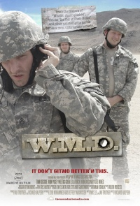 W.M.D. poster