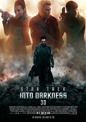Star Trek Into Darkness 2880x4084