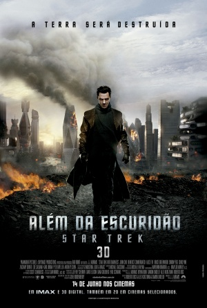 Star Trek Into Darkness 2392x3546