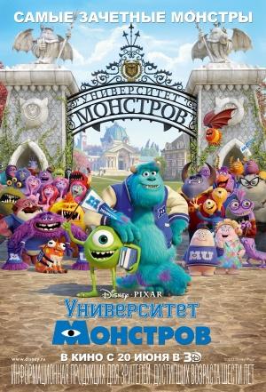 Monsters University 3400x5000