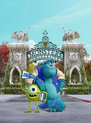 Monsters University 3700x5000