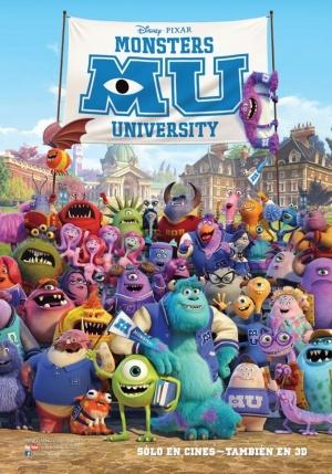 Monsters University 980x1400