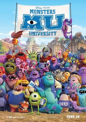 Monsters University 1000x1420