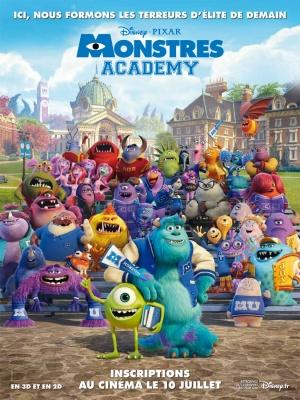 Monsters University 825x1100