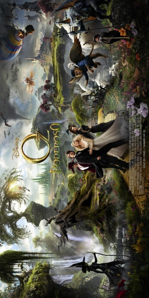 Oz the Great and Powerful 1100x2200