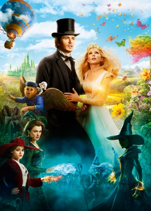 Oz the Great and Powerful 1957x2730
