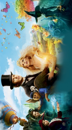 Oz the Great and Powerful 720x1296