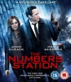 The Numbers Station Cover