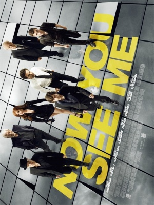 Now You See Me 750x1000