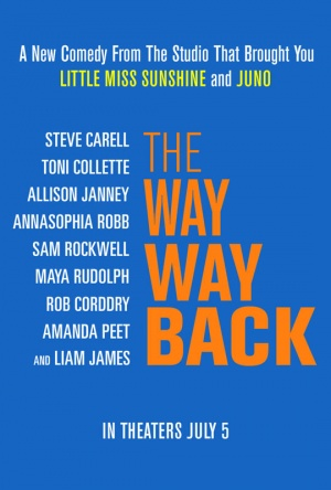 The Way Way Back 540x800