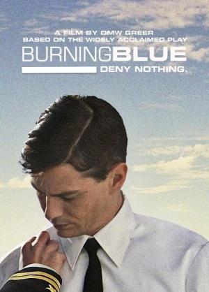 Burning Blue 512x714