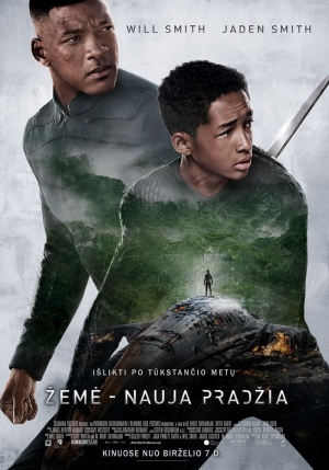 After Earth 700x1000