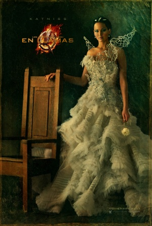 The Hunger Games: Catching Fire 2400x3556