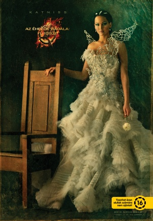 The Hunger Games: Catching Fire 1875x2701